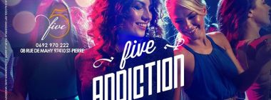 Five Addiction - Sam. 21 Avril