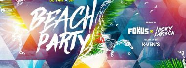 Beach Party - Dim 14/01