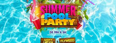 Summer Pool Party - Dim 25/02
