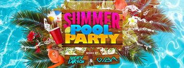 Summer Pool Party - Dim 25/03