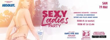 Sexy Ladies Party - Sam. 19 Mai au Show Room !