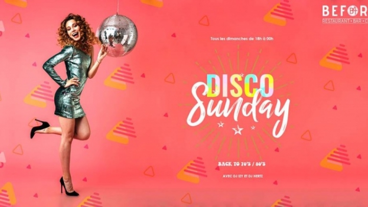 DISCO Sunday