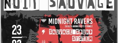 Nuit Sauvage feat. Midnight Ravers